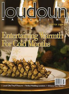 Loudoun Magazine, Holiday Decor, Holiday Designs