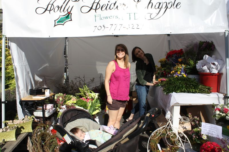 Family, Loudoun County, Leesburg Flower and Garden Show