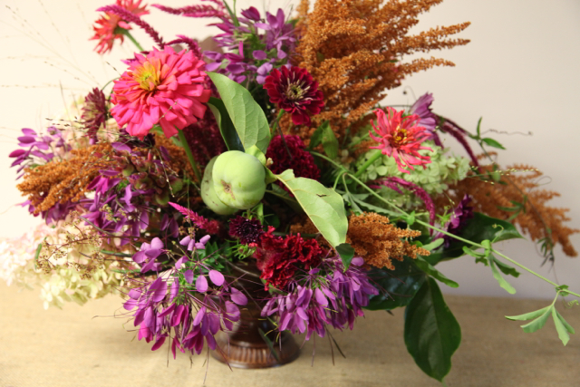 garden flowers, local flowers, Loudoun county florist