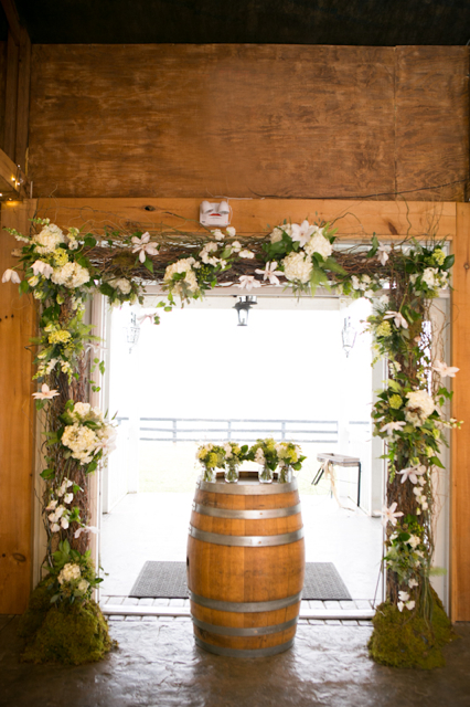 weddings at bluemont vineyard