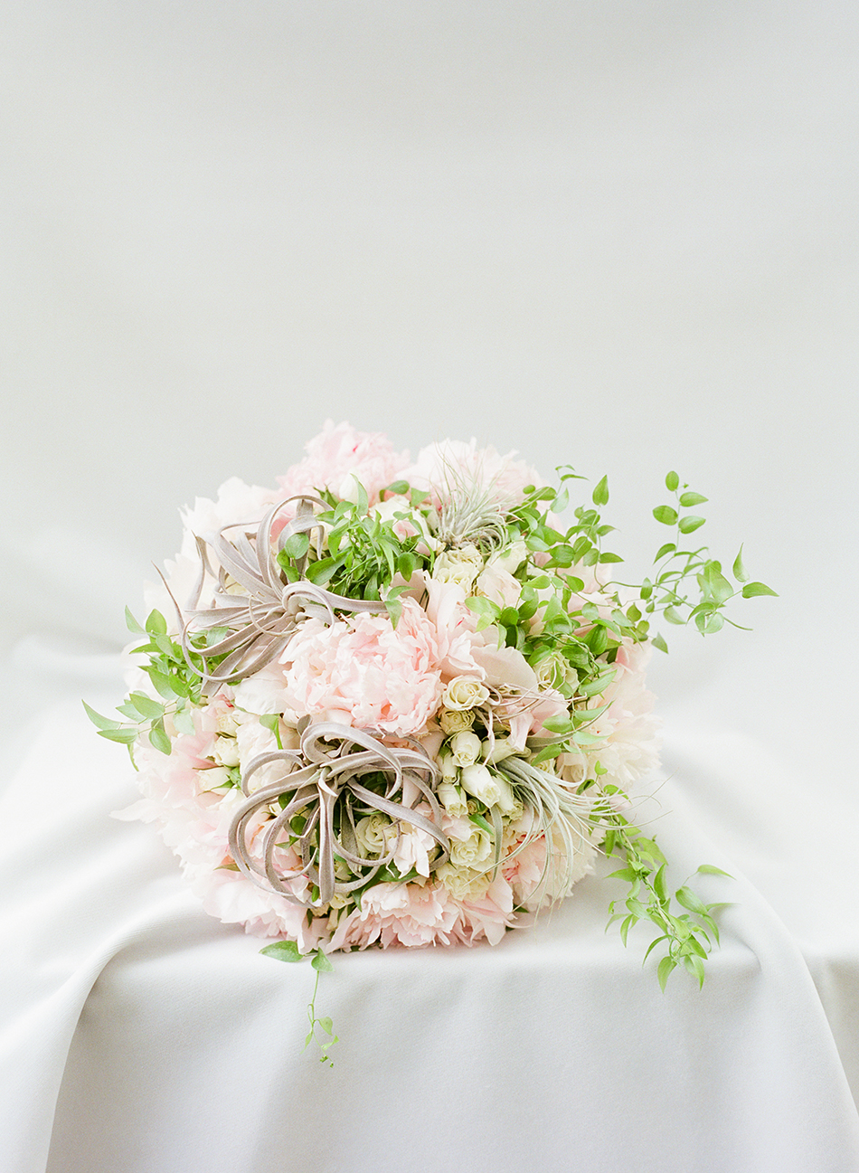 HCF 2014 Collection, Holly Chapple Flowers, wedding, wedding flowers, peony, tillandsia,